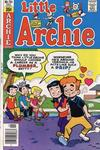 Cover for Little Archie (Archie, 1969 series) #134