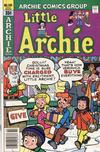 Cover for Little Archie (Archie, 1969 series) #139