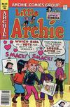 Cover for Little Archie (Archie, 1969 series) #142
