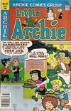 Cover for Little Archie (Archie, 1969 series) #152