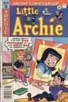 Cover for Little Archie (Archie, 1969 series) #155