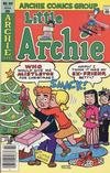 Cover for Little Archie (Archie, 1969 series) #163