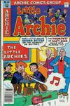 Cover for Little Archie (Archie, 1969 series) #167