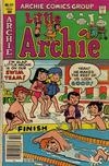 Cover for Little Archie (Archie, 1969 series) #171