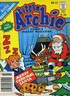 Cover for Little Archie Comics Digest Magazine (Archie, 1985 series) #23