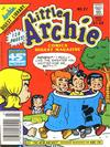 Cover for Little Archie Comics Digest Magazine (Archie, 1985 series) #27 [Canadian Newsstand]