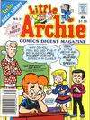 Cover for Little Archie Comics Digest Magazine (Archie, 1985 series) #35