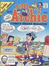 Cover for Little Archie Comics Digest Magazine (Archie, 1985 series) #38