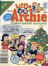 Cover for Little Archie Comics Digest Magazine (Archie, 1985 series) #40