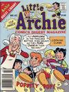 Cover for Little Archie Comics Digest Magazine (Archie, 1985 series) #42 [Newsstand]