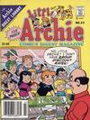 Cover for Little Archie Comics Digest Magazine (Archie, 1985 series) #43