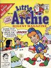 Cover for Little Archie Comics Digest Magazine (Archie, 1985 series) #46