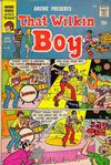 Cover for That Wilkin Boy (Archie, 1969 series) #6