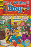 Cover for That Wilkin Boy (Archie, 1969 series) #7