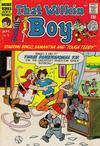 Cover for That Wilkin Boy (Archie, 1969 series) #9