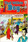 Cover for That Wilkin Boy (Archie, 1969 series) #11