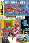 Cover for That Wilkin Boy (Archie, 1969 series) #14