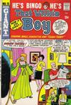 Cover for That Wilkin Boy (Archie, 1969 series) #15