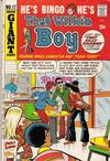 Cover for That Wilkin Boy (Archie, 1969 series) #17