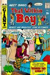 Cover for That Wilkin Boy (Archie, 1969 series) #20