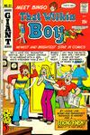 Cover for That Wilkin Boy (Archie, 1969 series) #21