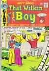 Cover for That Wilkin Boy (Archie, 1969 series) #25