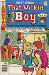Cover for That Wilkin Boy (Archie, 1969 series) #39