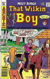 Cover for That Wilkin Boy (Archie, 1969 series) #41