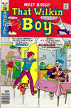 Cover for That Wilkin Boy (Archie, 1969 series) #44