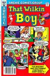 Cover for That Wilkin Boy (Archie, 1969 series) #50