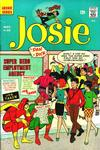 Cover for Josie (Archie, 1965 series) #22
