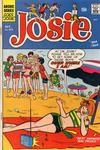 Cover for Josie (Archie, 1965 series) #44