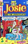 Cover for Josie and the Pussycats (Archie, 1969 series) #73