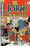Cover for Josie and the Pussycats (Archie, 1969 series) #81