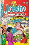 Cover for Josie and the Pussycats (Archie, 1969 series) #89