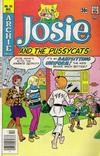 Cover for Josie and the Pussycats (Archie, 1969 series) #93