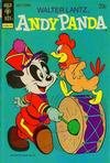 Cover for Walter Lantz Andy Panda (Western, 1973 series) #1 [Gold Key]