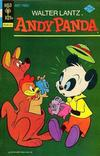 Cover for Walter Lantz Andy Panda (Western, 1973 series) #8