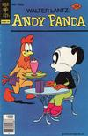 Cover for Walter Lantz Andy Panda (Western, 1973 series) #21 [Gold Key]