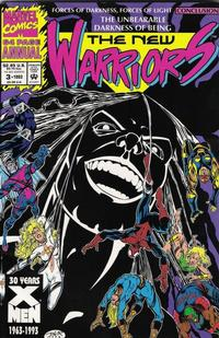 Cover Thumbnail for The New Warriors Annual (Marvel, 1991 series) #3