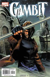 Cover Thumbnail for Gambit (Marvel, 2004 series) #2