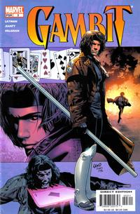 Cover Thumbnail for Gambit (Marvel, 2004 series) #3