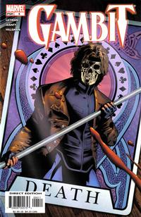 Cover Thumbnail for Gambit (Marvel, 2004 series) #4