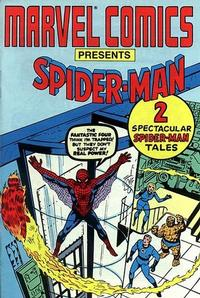 Cover Thumbnail for Marvel Comics Presents Spider-Man (Marvel, 1988 series) #[nn]
