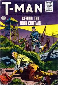 Cover Thumbnail for T-Man (Quality Comics, 1951 series) #32