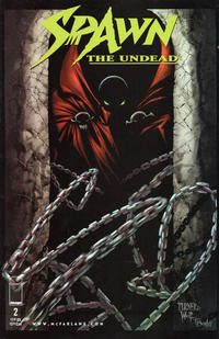 Cover Thumbnail for Spawn: The Undead (Image, 1999 series) #2