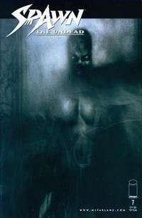 Cover Thumbnail for Spawn: The Undead (Image, 1999 series) #7