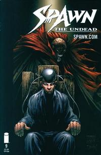 Cover Thumbnail for Spawn: The Undead (Image, 1999 series) #9
