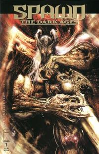 Cover Thumbnail for Spawn: The Dark Ages (Image, 1999 series) #7