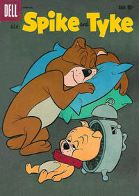 Cover Thumbnail for M.G.M's Spike and Tyke (Dell, 1955 series) #22